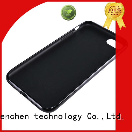edge pattern mobile phones covers and cases scratch TenChen Tech company