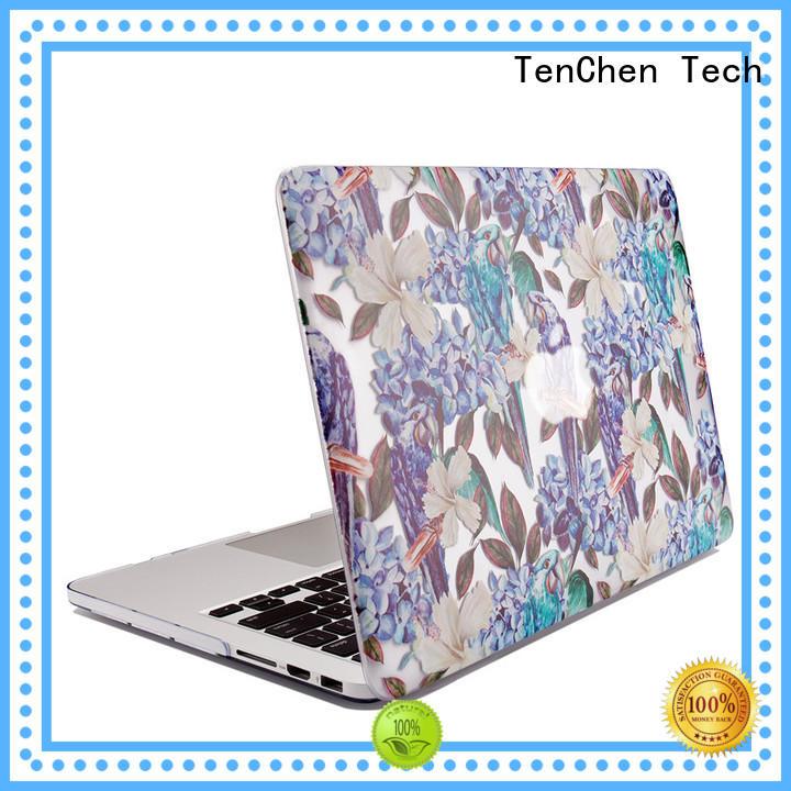 Print Parrot Macbook case