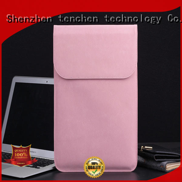TenChen Tech macbook pro 13 inch soft case directly sale for home