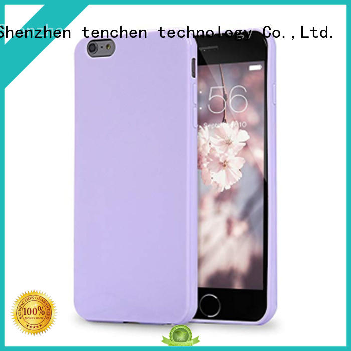 TenChen Tech transparent personalised phone covers manufacturer for home