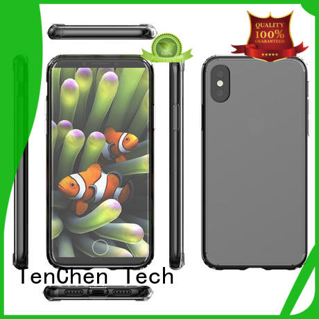 TenChen Tech coated phone case necklace for store