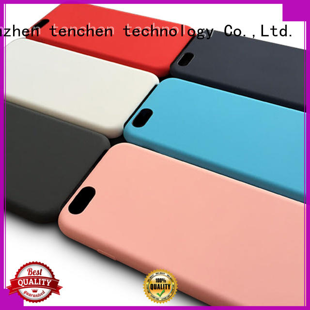 TenChen Tech Brand quality pattern resistant tpu case iphone 6s