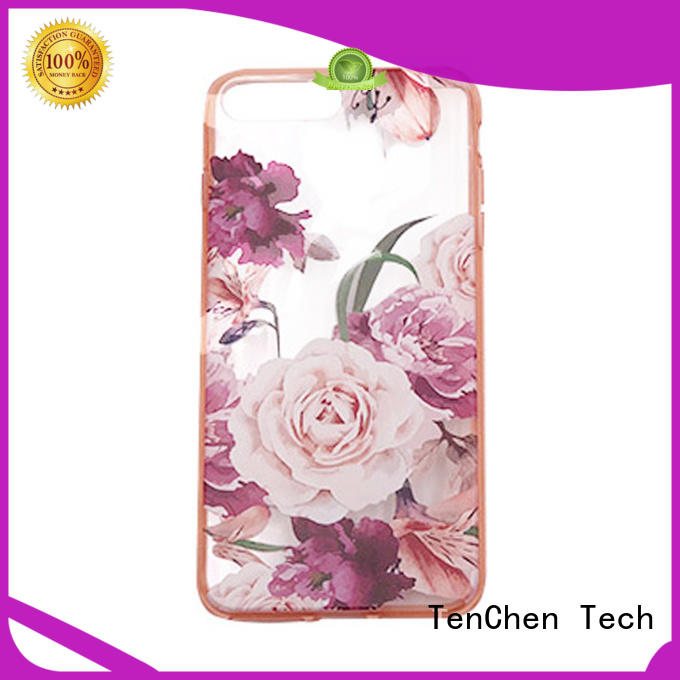 back custom iphone case factory series for store TenChen Tech
