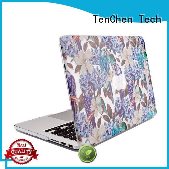 black antidust caseantiscratch TenChen Tech Brand macbook pro protective cover manufacture