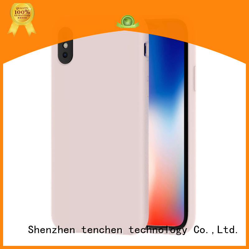 TenChen Tech Brand scratch blank wooden custom mobile phones covers and cases