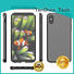 Transparent PC TPU Clear Case For Iphone X PT0002