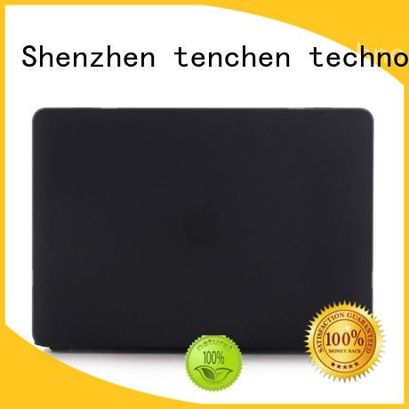 TenChen Tech leather macbook pro case manufacturer for shop