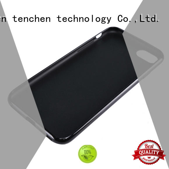 scratch resistant clear phone case from China for home