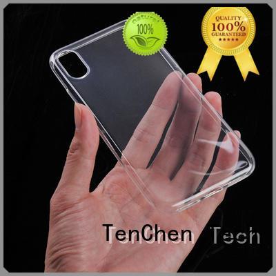 Custom carbon cover case iphone 6s TenChen Tech resistant