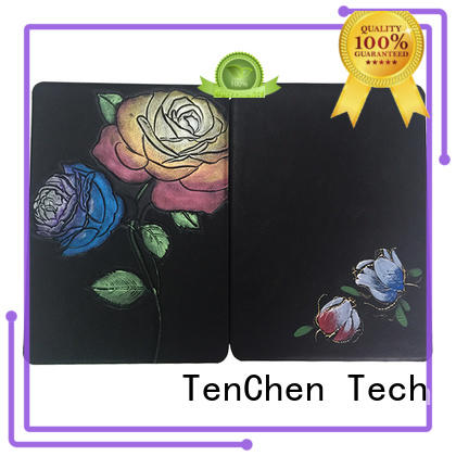 Good quality leather protective cover for ipad