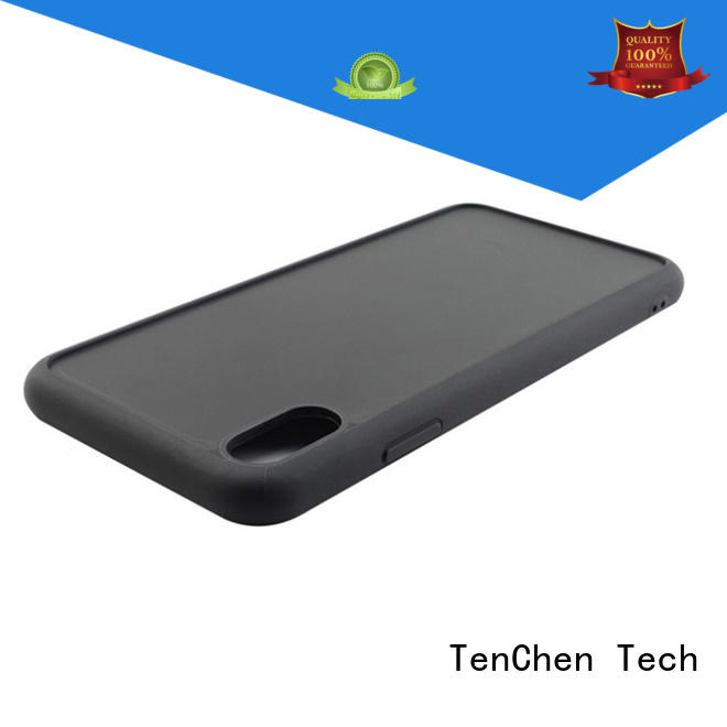 TenChen Tech shockproof custom phone case maker from China for home