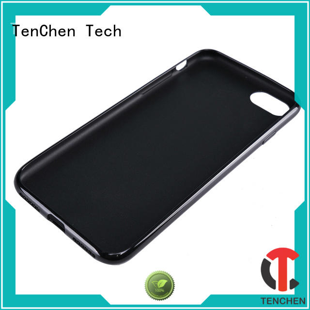 hard back clear TenChen Tech Brand mobile phones covers and cases factory