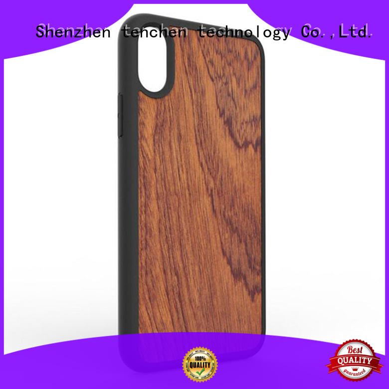 TenChen Tech coated iphone case supplier from China for shop