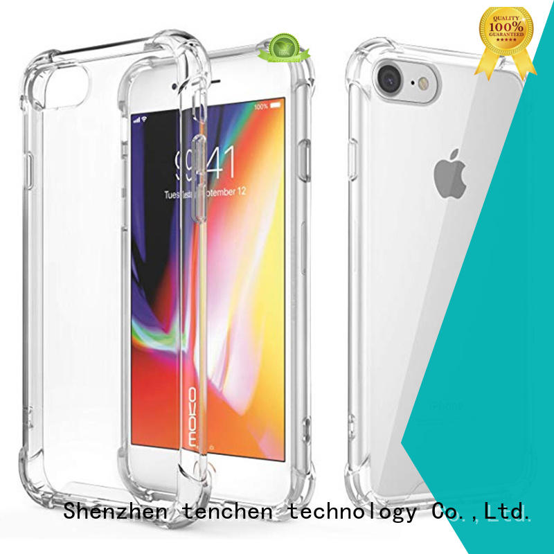 Custom tpe case iphone 6s back TenChen Tech