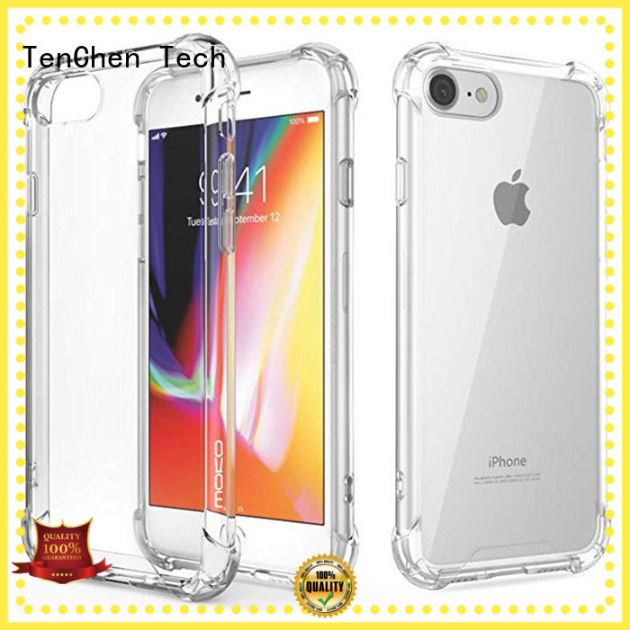 TenChen Tech Brand tpe luxury silicone case iphone 6s