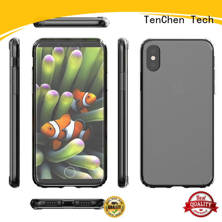 back cover mobile phones covers and cases TenChen Tech manufacture