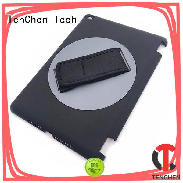 TenChen Tech leather ipad cover personalized for retail