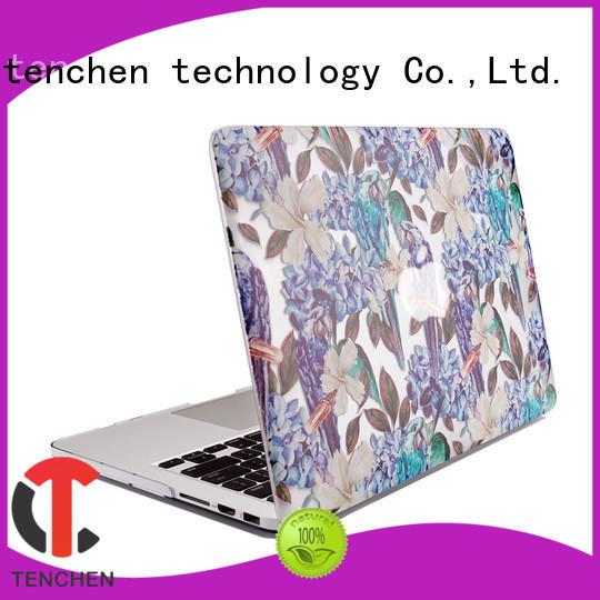 TenChen Tech sturdy mac air hard case customized for retail