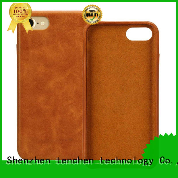 mobile phones covers and cases tpu carbon scratch TenChen Tech Brand company