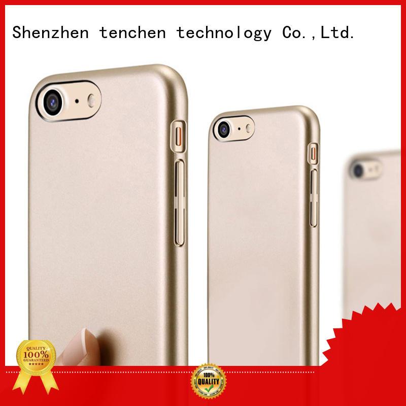 colour Custom case luxury case iphone 6s TenChen Tech transparent
