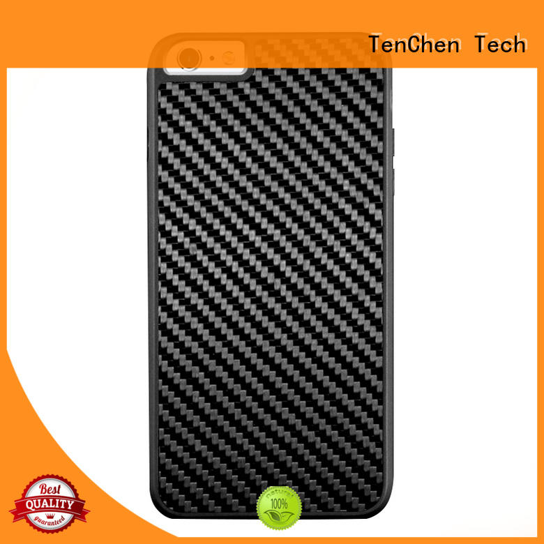 TenChen Tech semitransparent custom iphone case manufacturer for store