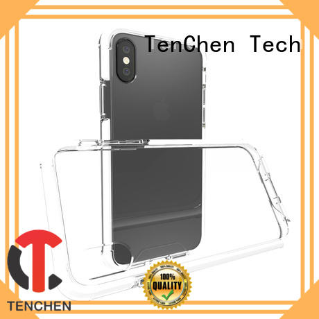 TenChen Tech shockproof custom phone case directly sale for store