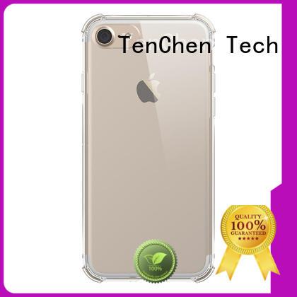 edge microfiber coloured back TenChen Tech Brand case iphone 6s supplier