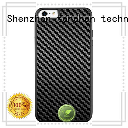 Custom back case iphone 6s solid TenChen Tech