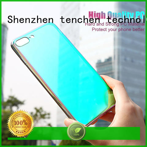 TenChen Tech silicone waterproof phone case from China for home