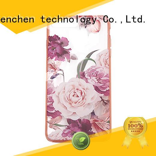 blank ecofriendly pla TenChen Tech Brand case iphone 6s supplier