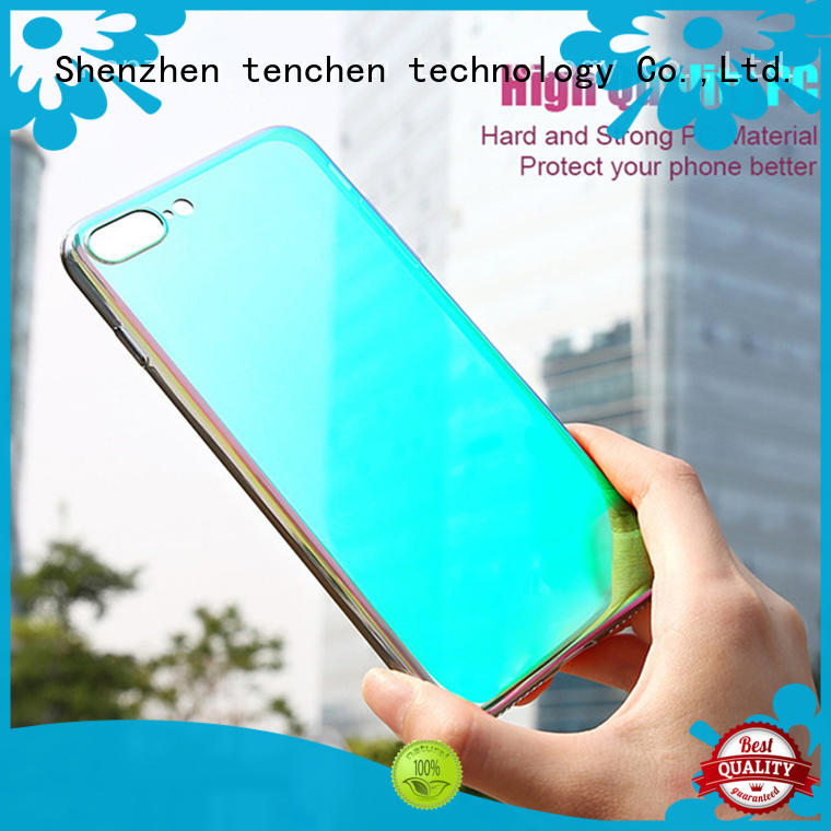 wood mobile phones covers and cases quality TenChen Tech company