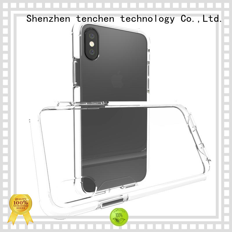 China phone case supplier bamboo fiber for store TenChen Tech