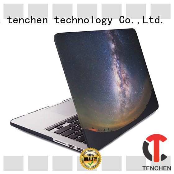 TenChen Tech leather macbook case customized for store