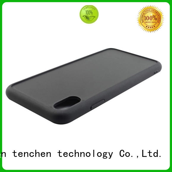 Hot cover case iphone 6s pattern carbon TenChen Tech Brand
