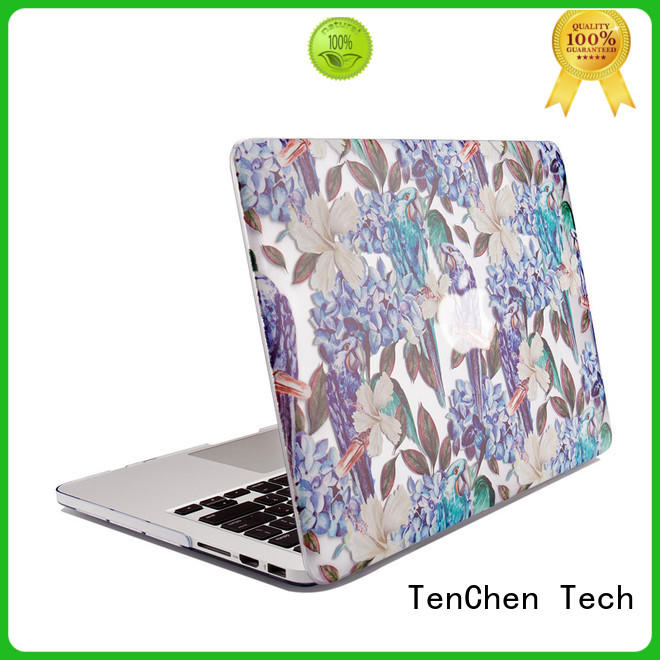 TenChen Tech leather macbook pro case from China for store