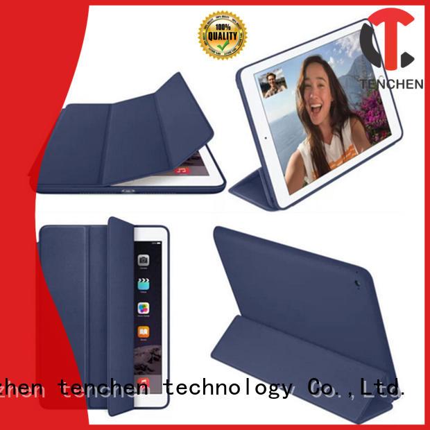 360 ipad mini smart case wholesale for shop TenChen Tech