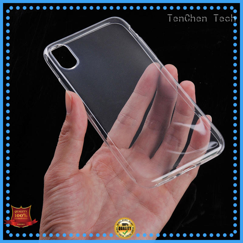 liquid hard mobile phones covers and cases ecofriendly TenChen Tech company