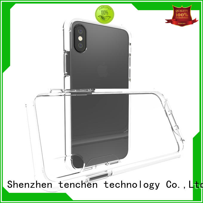 TenChen Tech Brand luxury color wood real case iphone 6s
