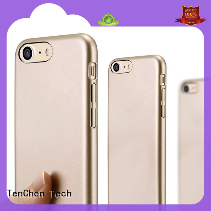 TenChen Tech solid phone case design maker customized for retail
