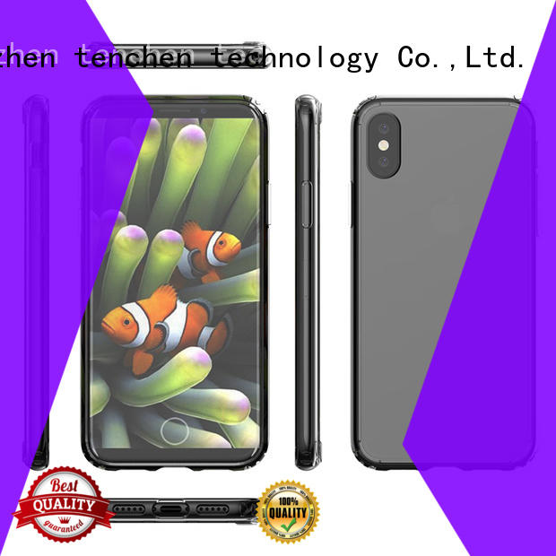 custom phone case manufacturer for retail TenChen Tech