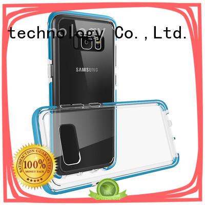 TenChen Tech microfiber carbon fiber phone case customized for home
