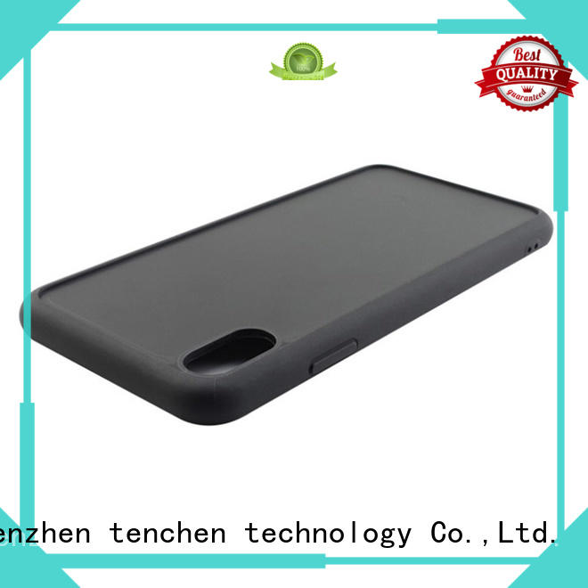 TenChen Tech bamboo fiber personalised phone covers directly sale for shop