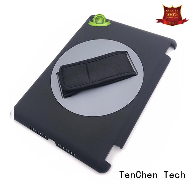 quality air back apple ipad air case rubber TenChen Tech Brand
