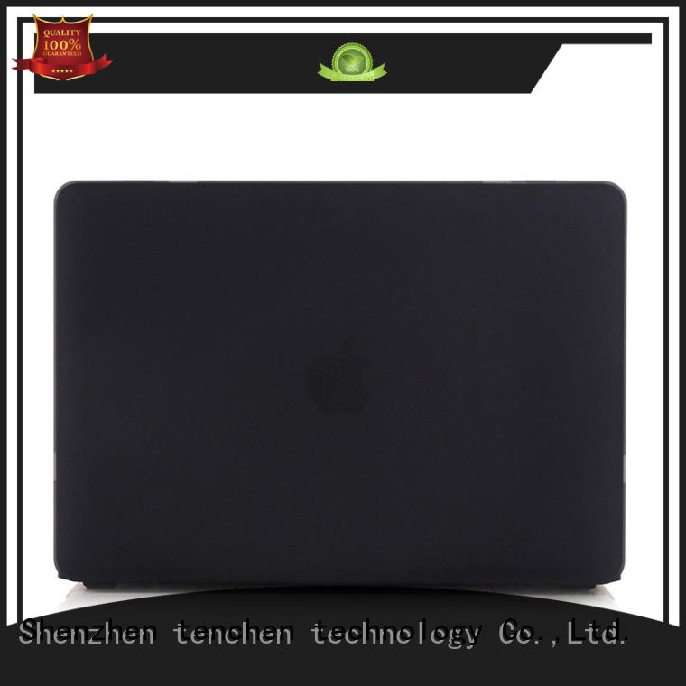 TenChen Tech matte macbook pro computer case from China for retail