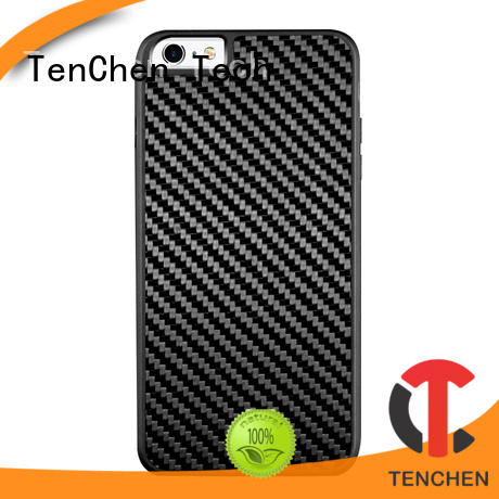 protective custom made phone case leather for home TenChen Tech