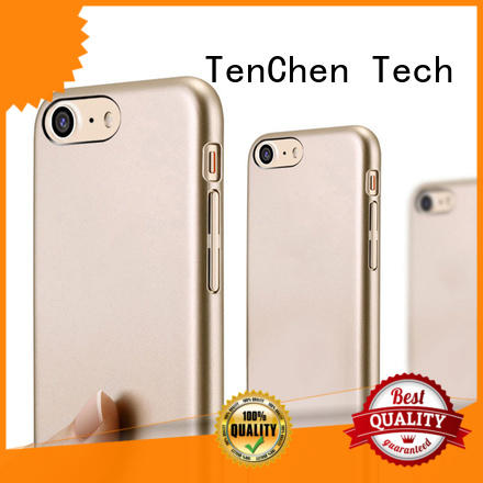 TenChen Tech Brand real protective black phone case iphone 6s