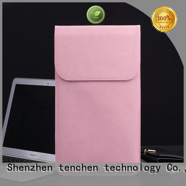 hard leather macbook pro case from China for retail