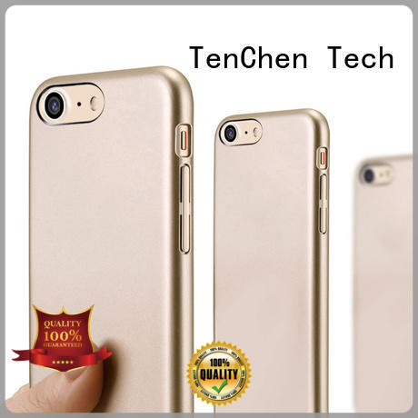 Protective Coloured microfiber  PC hard phone case for iphone X