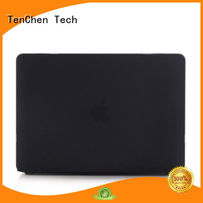 Hot wool macbook pro protective case protective black TenChen Tech Brand