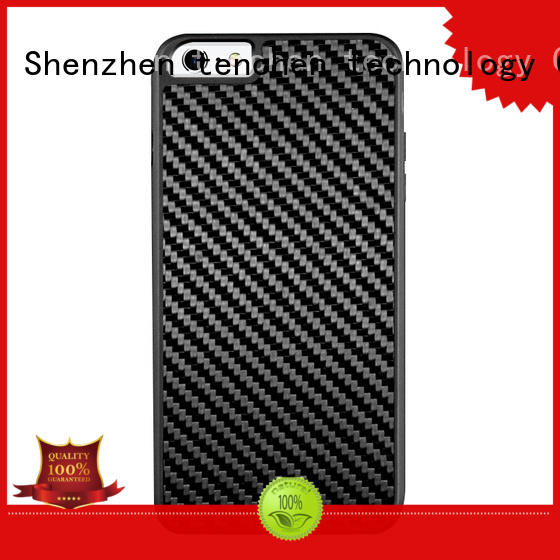 mobile phones covers and cases blank hard edge TenChen Tech Brand company